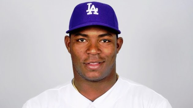 Dodgers put Yasiel Puig on DL with Hamstring Injury