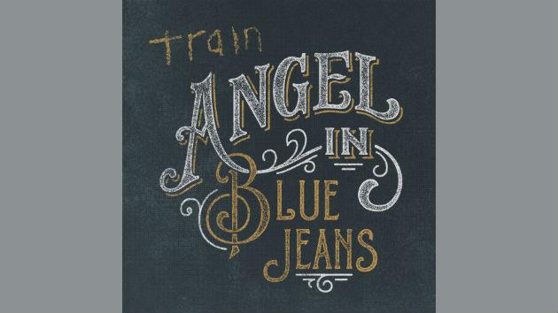 train angel in blue jeans