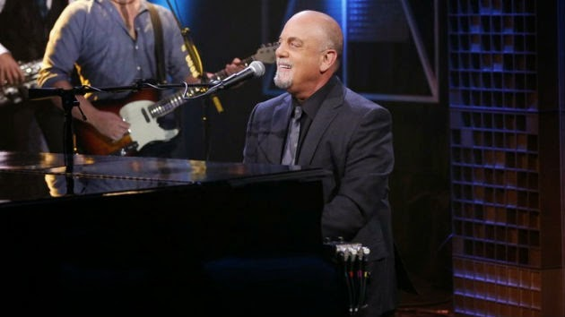 Billy Joel Denies He Smoked Cigarettes with Obama