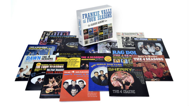 Frankie Valli & The Four Seasons-Related Releases Due Out in