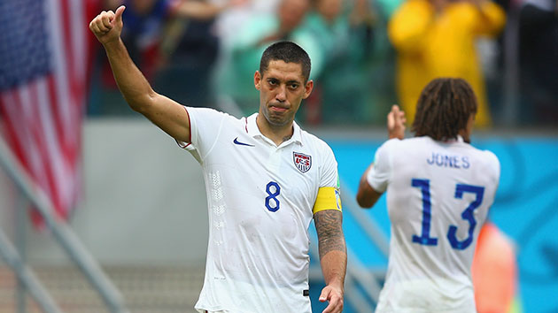 US Loses to Germany, Still Advances to Round of 16