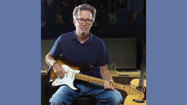 Eric Clapton to Celebrate 70th Birthday with Series of Concerts at Royal Albert Hall