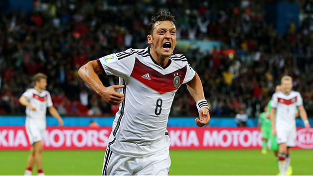 Germany Prevails in Extra Time Over Algeria