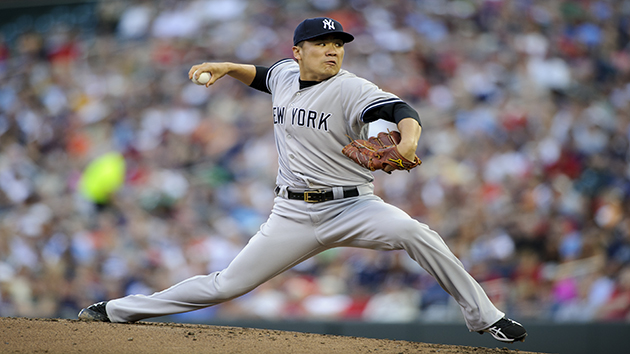 Tanaka Will Start Sunday Vs. Blue Jays