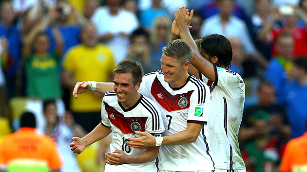 Germany Advances to Fourth Straight World Cup Semifinal