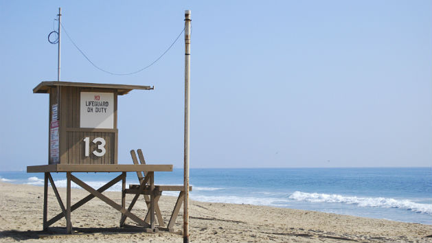 Calif. Lifeguard Drowns While Rescuing Swimmer
