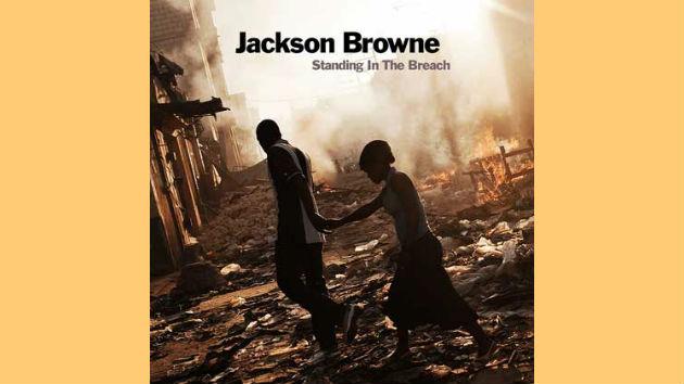"Listen to Jackson Browne's New Album, ""Standing in the Breach,"" Online Now"