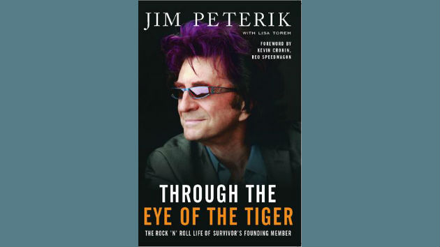 "Ides of March/Ex-Survivor Member Jim Peterik Shares Cool Stories from His New Memoir, ""Through the Eye of the Tiger"""