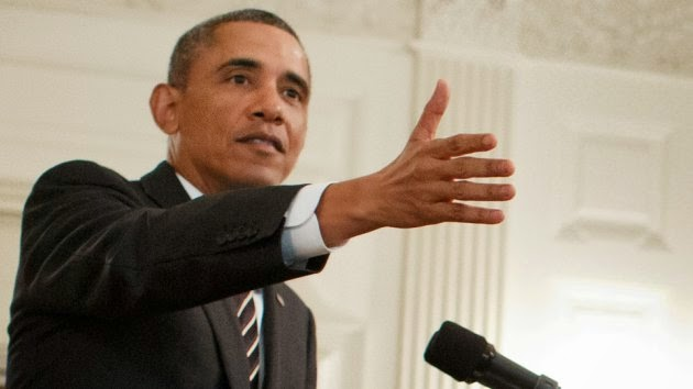 Obama Talks About Ebola in America in Weekly Address