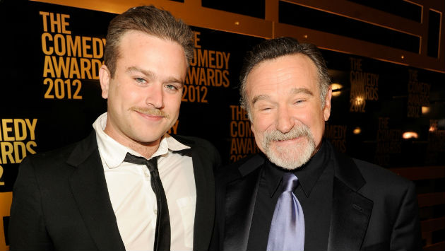 Robin Williams' Son Zak Says Their Family Is 'Acclimating to the New Normal'