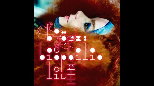 "Bjork ""Biophilia Live"" Documentary to Get Screenings Worldwide"