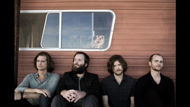 """Kongos Get Platinum Award for """"Come with Me Now,"""" Say U.S. Success of Song Is """"Incredible"""""""