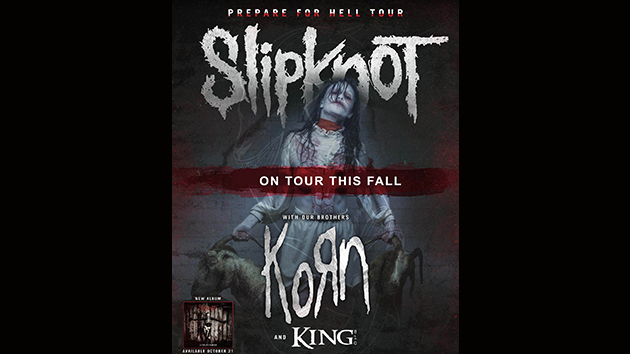 Slipknot Announces Prepare For Hell Tour Music News