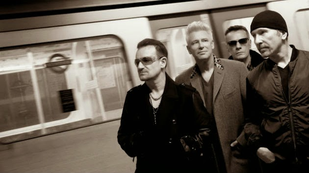 "U2 Says ""Songs of Innocence"" First in a Trilogy of Albums"