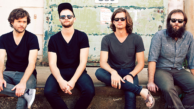 KONGOS Brothers Travel Together But Write Songs Separately