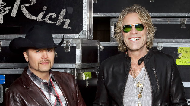 Big & Rich Line Up Multiple TV Appearances Through the New Year