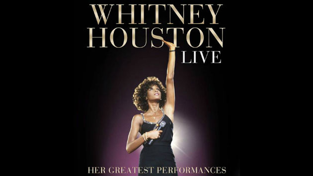 Whitney Houston Live Album Arriving This Fall
