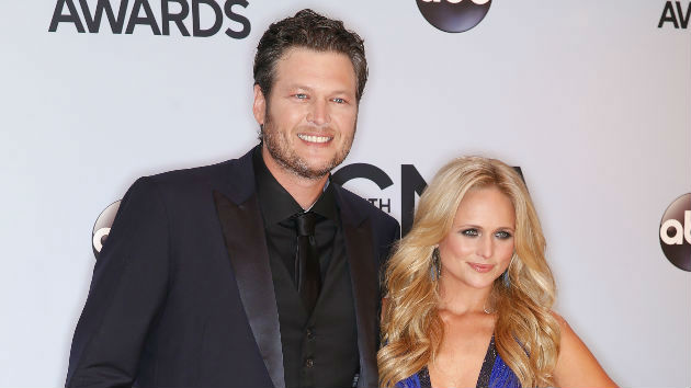 "Blake Shelton and Miranda Lambert Make ""People"" Magazine's Style Hall of Fame"