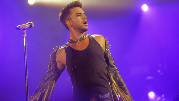 adam lambert auditions for american idol again on thursday 39 s show music news abc. Black Bedroom Furniture Sets. Home Design Ideas