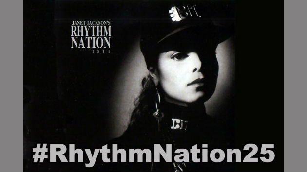 "Janet Jackson's ""Rhythm Nation 1814"" Turns 25 Today"