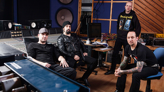 Volbeat Announces Tour with Anthrax
