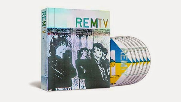 R.E.M. Documentary Making Television Debut on Saturday
