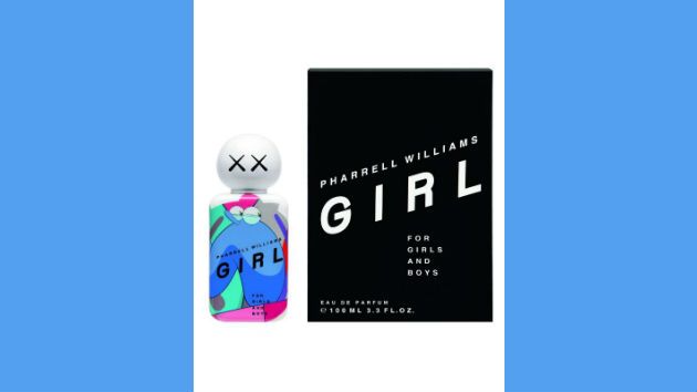 Pharrell Williams' New G I R L Fragrance Now Available at ...