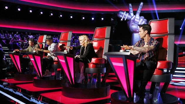 """The Voice"" Recap: Knockout Rounds Continue with a Steal by Gwen"