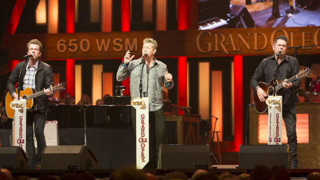Rascal Flatts, Montgomery Gentry and Others Help Fight Breast Cancer as the Opry Goes Pink