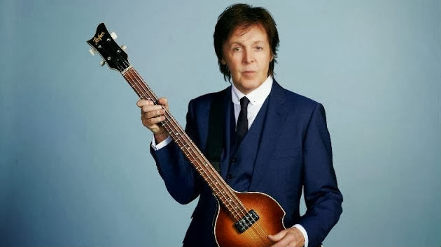 "Paul McCartney ""Not in Any Hurry"" to Write an Autobiography, but Says He'd Consider Doing One"