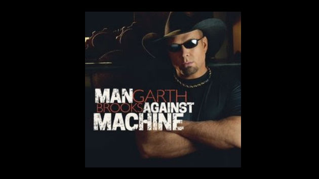"Garth Brooks Spends Second Week at #1 on Country Albums Chart with ""Man Against Machine"""