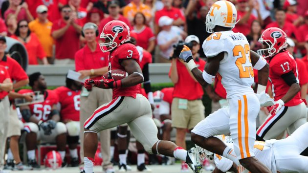 Georgia to Apply for Gurley's Reinstatement