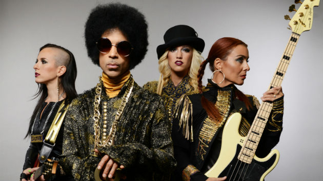 Prince Prepares Uninterrupted Eight-Minute Performance for Saturday Night Live