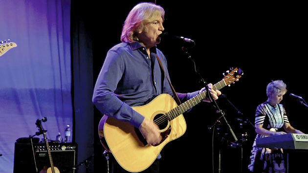 The Moody Blues' Justin Hayward Extends US Solo Tour into Late September