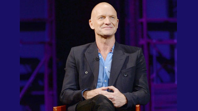 "Sting Talks Tantric Sex in Advance Clip for ""Inside the Actors Studio"""