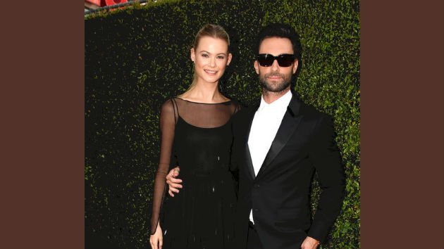 "Adam Levine Calls His Wife ""The Best Dressed Woman Out There"""