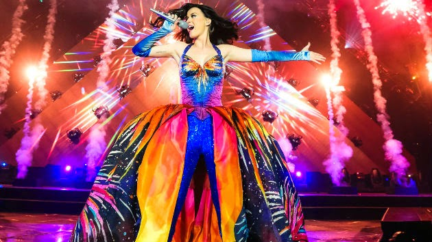Katy Perry Takes Birthday Celebration to Morocco
