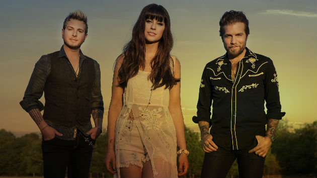 "Gloriana's Rachel Reinert Drew on Real-Life Betrayal to Perform Their New Single, ""Trouble"""