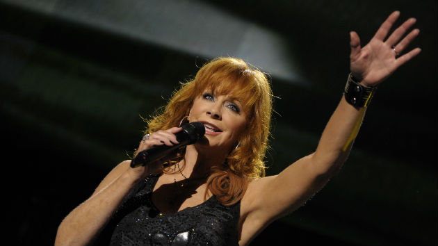 Reba Celebrates 60th Birthday by Emceeing Fight Night Charity Event