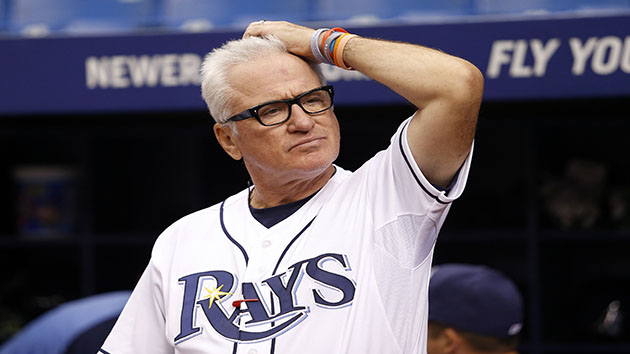 Joe Maddon Opts Out of Tampa