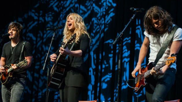 The Band Perry Teaches Master Class for Aspiring Musicians at Nashville's Belmont University