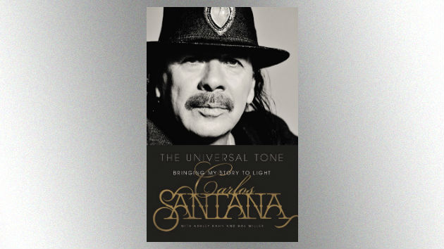 "Carlos Santana to Publish Memoir, ""The Universal Tone,"" on November 4"