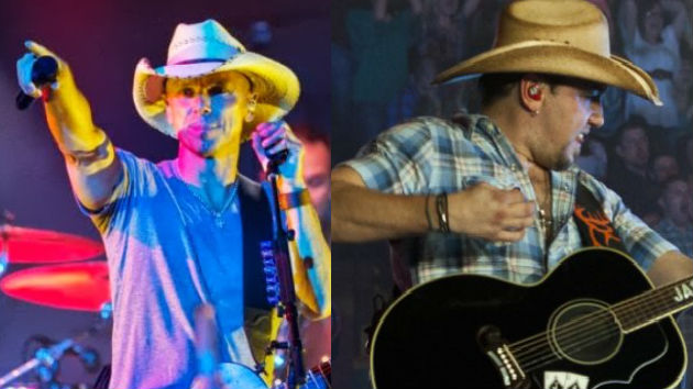 Kenny Chesney and Jason Aldean Playing Ten Stadium Shows Together in Summer 2015
