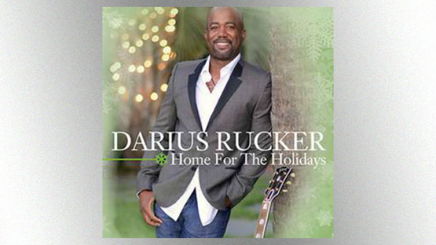 Darius Rucker Enlists His Kids to Sing on His New Christmas Album, Out Now