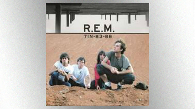 "R.E.M. Releasing 1980s Singles Collection, ""7IN — 83-88"""