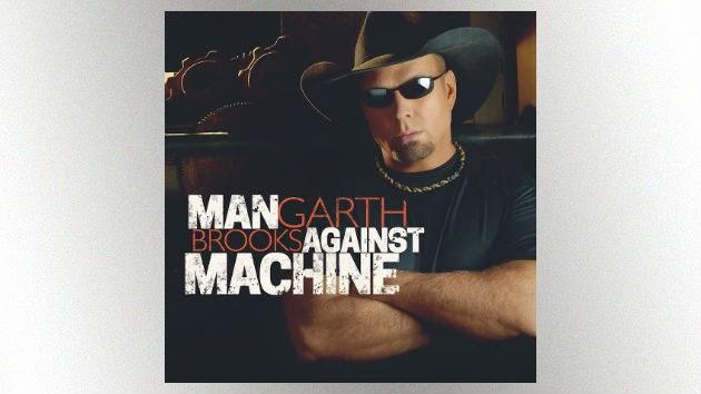 garth against machine album