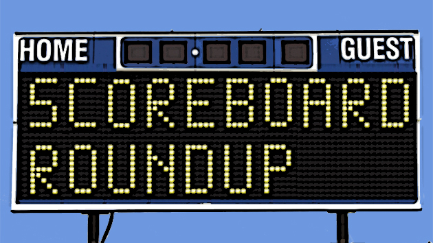 Scoreboard Roundup - 5/3/15