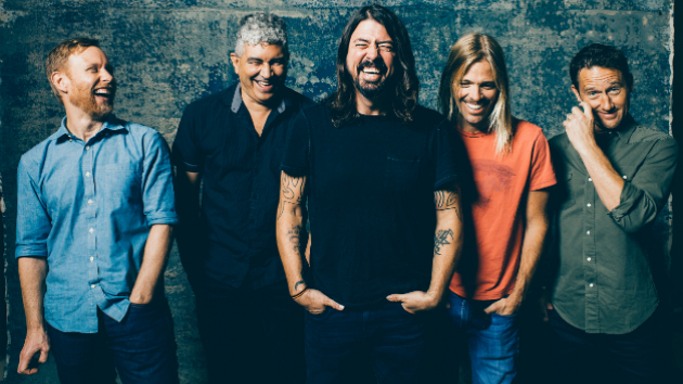 "Video: Foo Fighters Perform New Song, ""Outside,"" for BBC Sessions"