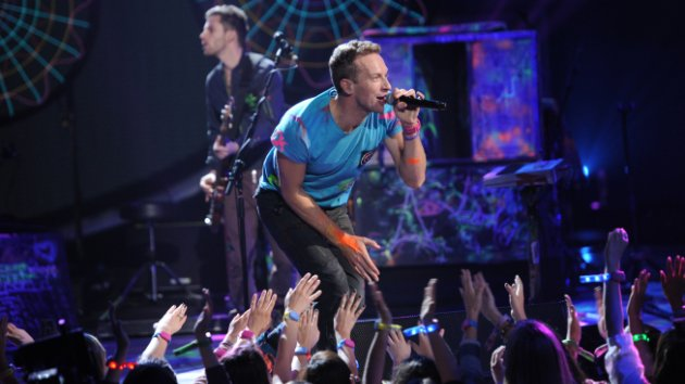 "Chris Martin Says Nirvana, Avicii and Katy Perry Influenced ""A Sky Full of Stars"""