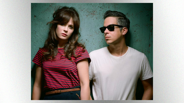 "She & Him Release Video for ""Stay Awhile"""
